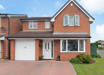 Thumbnail 4 bedroom detached house for sale in Naseby Drive, Long Eaton, Nottingham