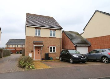 Thumbnail 3 bed detached house for sale in Bledisloe Way, Lydney, Gloucestershire