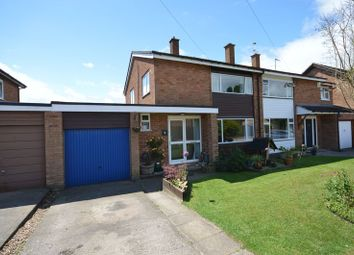 Thumbnail 3 bed semi-detached house for sale in Stokes Lane, Haddenham, Aylesbury