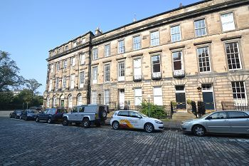 Thumbnail 2 bed flat to rent in Darnaway Street, Edinburgh