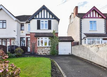 Thumbnail 3 bed semi-detached house for sale in Lichfield Road, Bloxwich, Walsall
