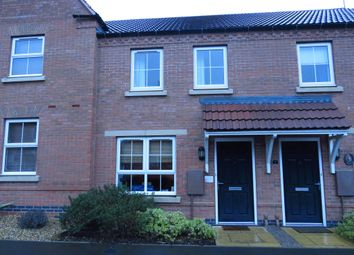 Thumbnail 2 bed terraced house for sale in Sedge Road, Rugby