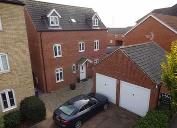 Thumbnail 4 bed detached house for sale in Mendip Way, Stevenage, Herts