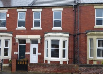 Thumbnail 2 bed terraced house to rent in Ilfracombe Gardens, Whitley Bay
