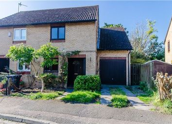 Thumbnail 3 bed semi-detached house for sale in Thorpe Way, Cambridge