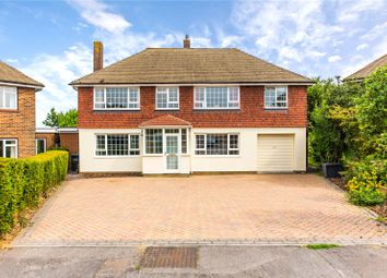 Thumbnail 5 bed detached house for sale in Colewood Drive, Higham, Kent