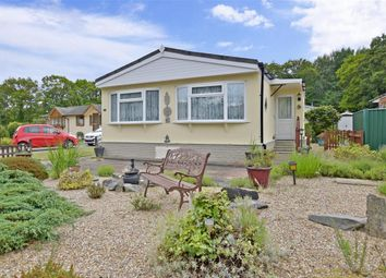 Thumbnail 2 bed mobile/park home for sale in Whitehill Park, Whitehill, Bordon, Hampshire