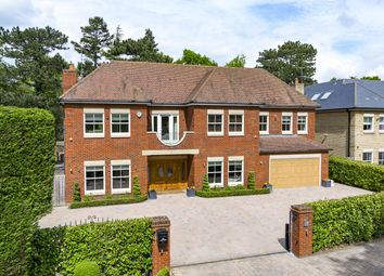 Thumbnail 6 bed detached house to rent in Fairbourne, Cobham