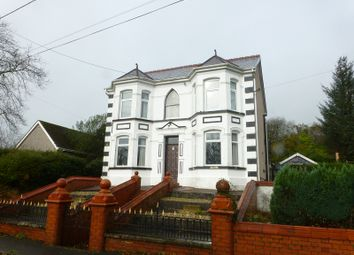Thumbnail 3 bed detached house for sale in Nantyglyn Road, Glanamman, Ammanford, Carmarthenshire.