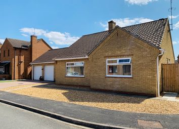 Thumbnail 3 bed detached bungalow for sale in The Grove, Whittlesey, Peterborough