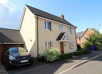 Thumbnail 3 bed detached house for sale in Anvil Way, Kennett, Newmarket, Suffolk