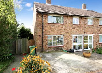 Thumbnail 4 bedroom semi-detached house for sale in Dyke Drive, Orpington, Kent