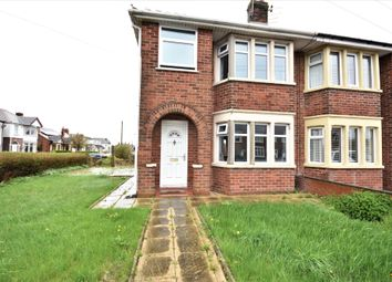 Thumbnail 3 bedroom semi-detached house for sale in Penrose Avenue, Blackpool, Lancashire