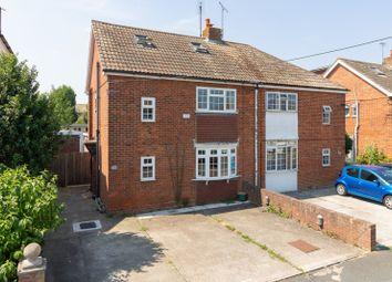 Thumbnail 4 bed semi-detached house for sale in Friars Close, Whistable