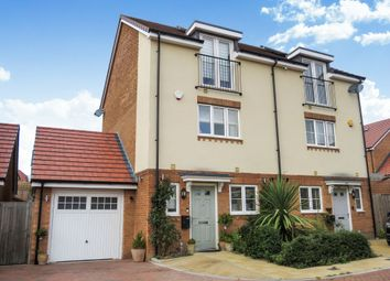 3 bed semi-detached house for sale in Braham Crescent, Leavesden, Watford WD25