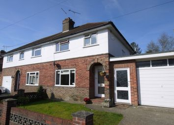 Thumbnail 3 bed semi-detached house for sale in Swaffield Road, Sevenoaks