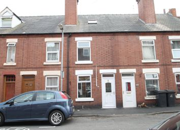 Thumbnail 3 bed terraced house to rent in Erdington Road, Atherstone