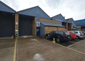 Thumbnail Light industrial to let in Unit 6, Roman Industrial Estate, Tait Road, Croydon, Surrey