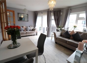 Thumbnail 2 bed flat for sale in Shaw House, Albert Road, Belvedere, Kent