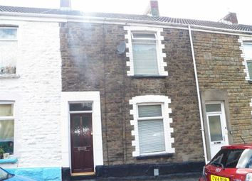 Thumbnail 2 bed terraced house for sale in Kilvey Road, St. Thomas, Swansea