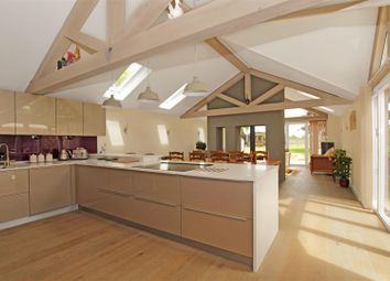 Thumbnail 3 bed barn conversion for sale in Manor Yard, Fringford, Bicester