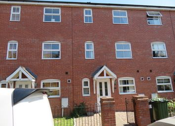 Thumbnail 3 bed town house for sale in Kingstone Walk, Ryelands Street, Hereford