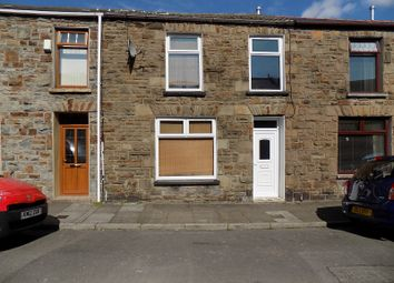 Thumbnail 4 bedroom terraced house for sale in Dumfries Street, Treorchy, Rhondda, Cynon, Taff.
