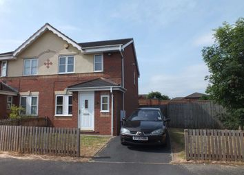 Thumbnail 3 bed semi-detached house to rent in Waterside Close, Bordesley Green, Birmingham