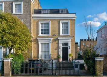 Thumbnail 4 bedroom semi-detached house for sale in Carlton Hill, St John's Wood, London