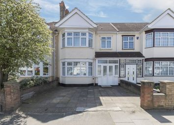 Thumbnail 3 bed terraced house for sale in Parham Drive, Gants Hill, Ilford