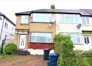 Thumbnail 3 bed semi-detached house to rent in Hadden Way, Greenford