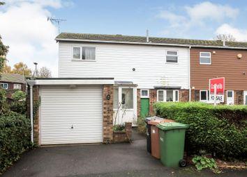 Thumbnail 3 bedroom end terrace house for sale in Essendyke, Bretton, Peterborough