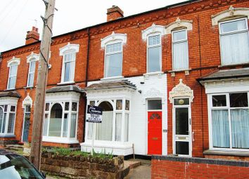 Thumbnail 4 bed terraced house to rent in Mary Vale Road, Bournville, Birmingham