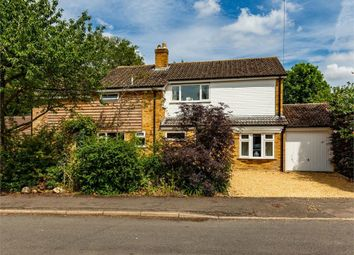 Thumbnail 4 bed detached house for sale in Tithe Close, Hilton, Huntingdon, Cambridgeshire