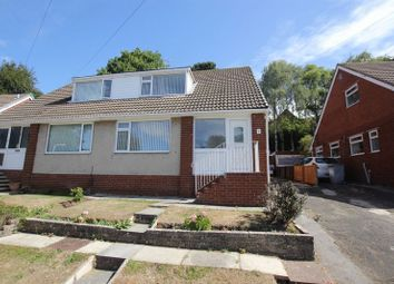 Thumbnail 3 bed semi-detached house for sale in Wentworth Close, Prenton, Wirral