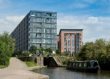 Thumbnail 2 bed flat for sale in The Hatbox, 7 Munday Street, New Islington