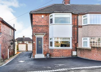 Thumbnail 3 bed semi-detached house for sale in Longstone Crescent, Sheffield, South Yorkshire