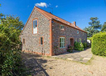 Thumbnail 4 bed cottage for sale in Field Dalling Road, Binham, Fakenham