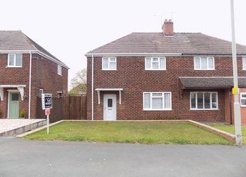 Thumbnail 3 bed semi-detached house to rent in Gauden Road, Stourbridge
