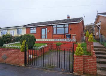 Thumbnail 3 bed semi-detached bungalow for sale in Carlyon Road, Newport
