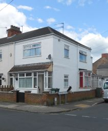 Thumbnail 4 bed end terrace house for sale in Daubney Street / 48, 48A Johnson Street, Cleethorpes, South Humberside
