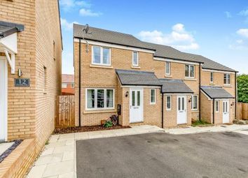 Thumbnail 3 bed end terrace house for sale in Dunkley Way, Harlestone Manor, Northampton, Northamptonshire
