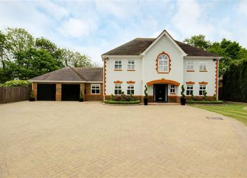 Thumbnail 6 bed detached house for sale in Bluebell Drive, Goffs Oak, Hertfordshire