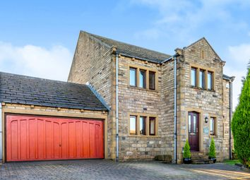 Thumbnail 4 bed detached house for sale in Green Abbey, Hade Edge, Holmfirth