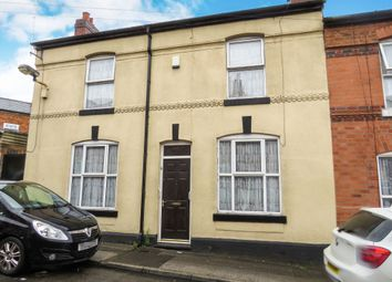3 bed end terrace house for sale in Arundel Street, Walsall WS1