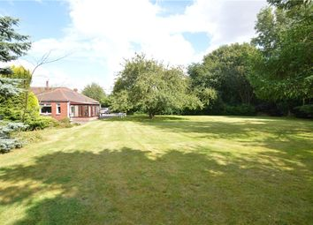 Thumbnail 4 bed equestrian property for sale in Tree Top, Nanny Goat Lane, Garforth, Leeds, West Yorkshire