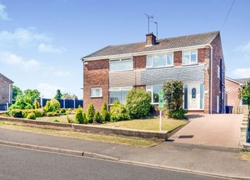 3 bed semi-detached house for sale in St Patricks Road, Hucknall, Nottingham NG15