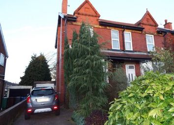 Thumbnail 3 bedroom semi-detached house for sale in Sandgate Road, Whitefield