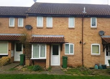 Thumbnail 1 bed terraced house for sale in Foster Close, Aylesbury, Buckinghamshire