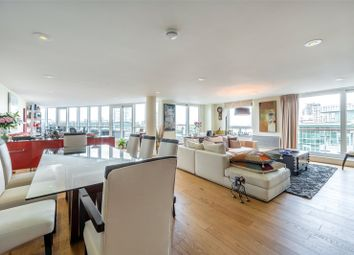 Thumbnail 3 bedroom flat for sale in Hamilton House, St George Wharf, Vauxhall